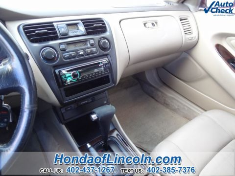 1998 Honda Accord EX-L