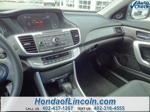 Certified Used Honda Accord LX-S