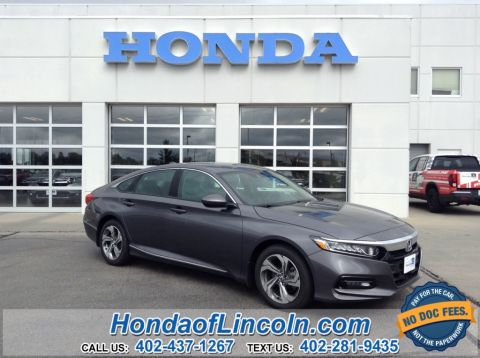 New 2018 Honda Accord EXL