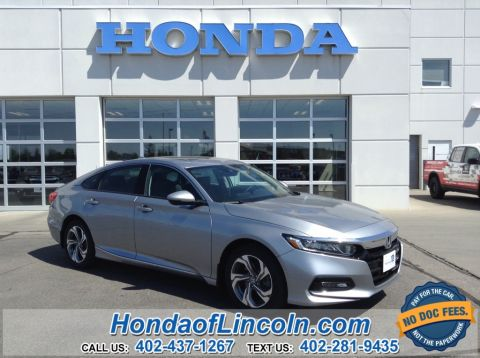 New 2018 Honda Accord EXL NAV