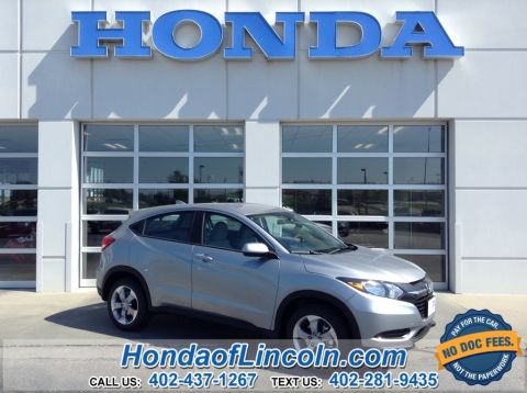 New 2018 Honda HR-V LX