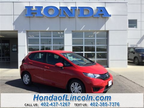 2017 Honda Fit LX 6SPD