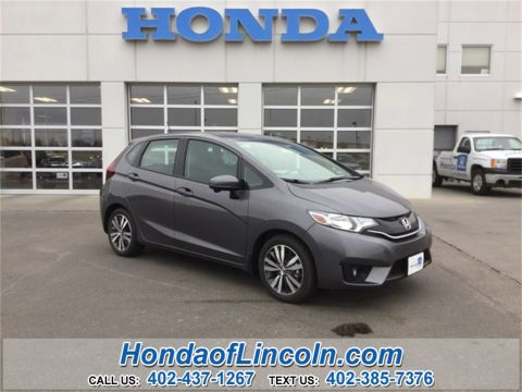 2017 Honda Fit EX 6SPD