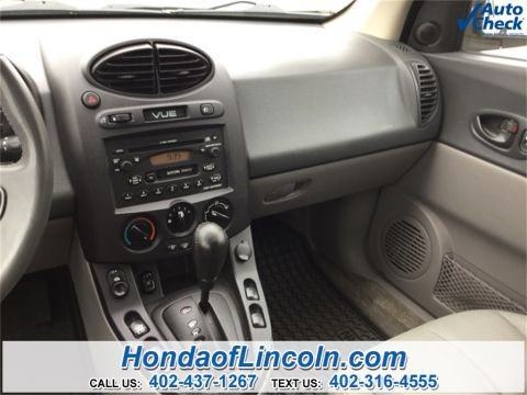 Used Saturn VUE
