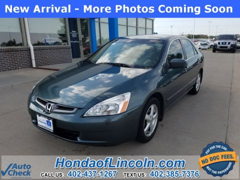 2004 Honda Accord EX-L