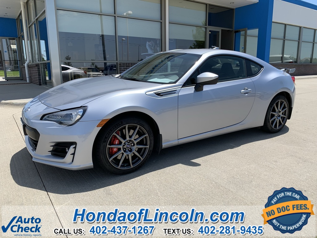 Pre-Owned 2017 Subaru BRZ Limited