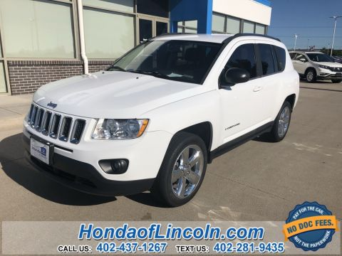 Pre-Owned 2011 Jeep Compass Limited