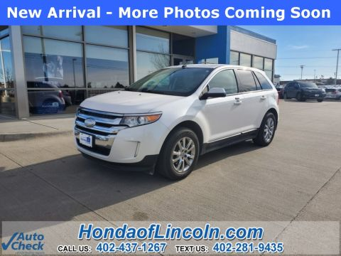 Pre-Owned 2012 Ford Edge SEL FWD