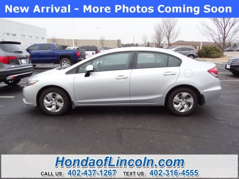 Honda certified pre owned cars omaha for Certified used honda civic