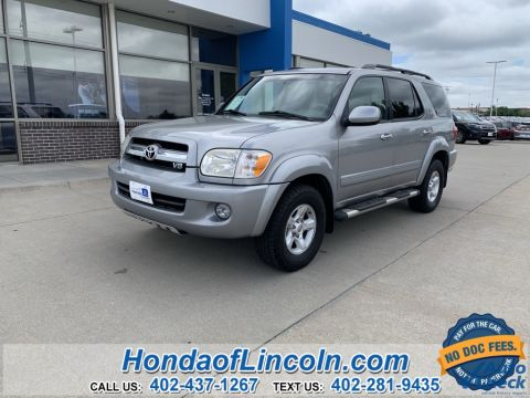 Pre-Owned 2005 Toyota Sequoia SR5 RWD