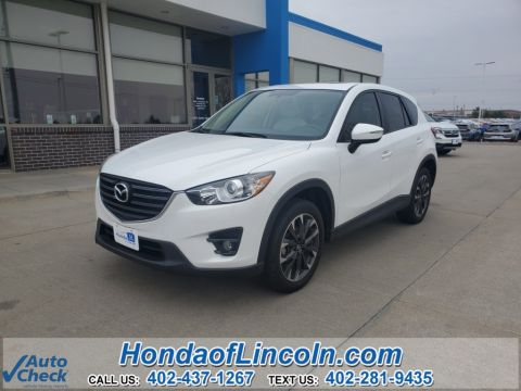 Pre-Owned 2016 Mazda CX-5 Grand Touring FWD
